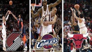 Every NBA Teams Greatest BUZZER BEATER Since 2000!