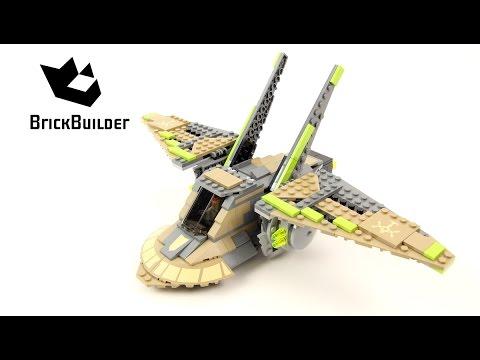 Vidéo LEGO Star Wars 75024 : HH-87 Starhopper