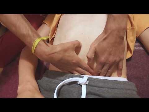 Как научиться делать массаж внутренних органов.