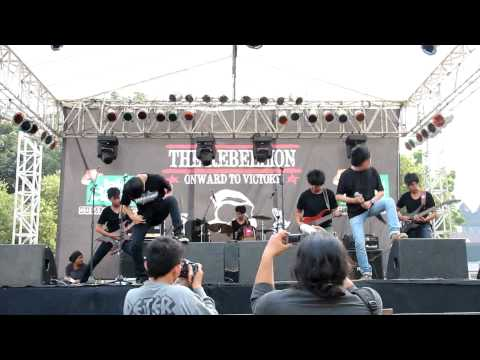 Darkness Serenity - Disease Transmission (Live at Jakcloth Summerfest 2012)