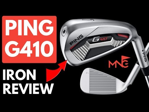 Ping G410 Irons Review – Testing 5 Iron 7 Iron & PW Golf Irons