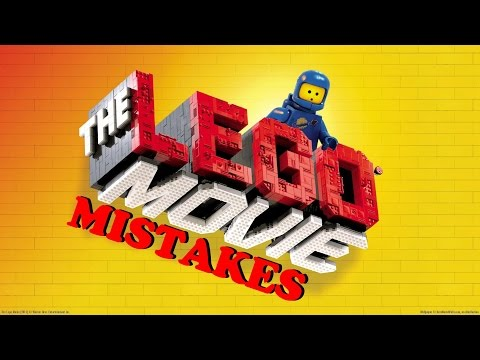 THE LEGO MOVIE MISTAKES MISTAKES, Movie MISTAKES, Facts, Scenes, Bloopers, Spoilers and Fails