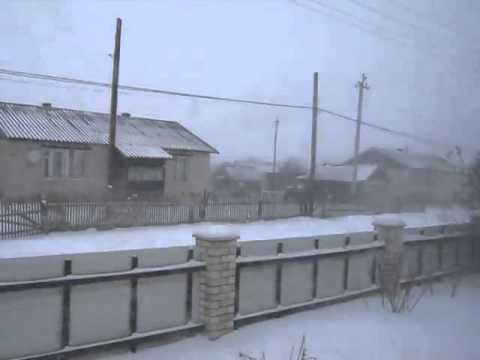 Марёвский район выдержал испытания холодом и сугробами