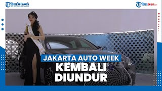 Penyelenggaraan Jakarta Auto Week Kembali Diundur