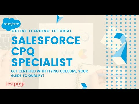 How to prepare for Salesforce CPQ Specialist exam ? - YouTube