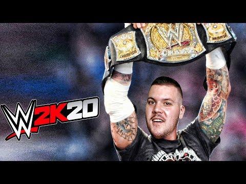 JarradHD Plays WWE2K20!