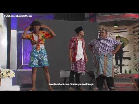 Maharaja Lawak Mega 2016 - Akhir (Bocey) Muzikal