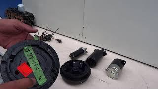 Электростартер для плм dfm40f15050054 или аналог