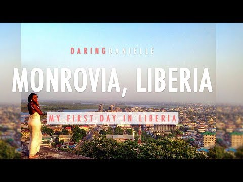World Travel: My first day in Liberia Travel vlog