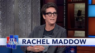 Rachel Maddow: Russia Uses Oil And Gas As A Weapon