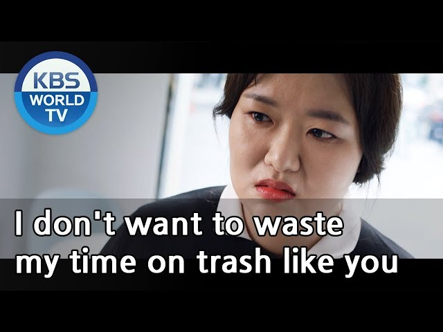 I don't want to waste my time on trash like you [PERFUME(퍼퓸) / ENG]