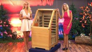 In der Sauna mit Anne-Kathrin Kosch & Katie Steiner