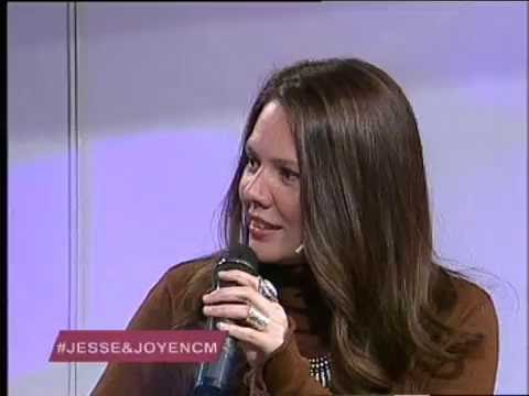 Jesse Y Joy video Espacio sideral - Estudio CM 2016