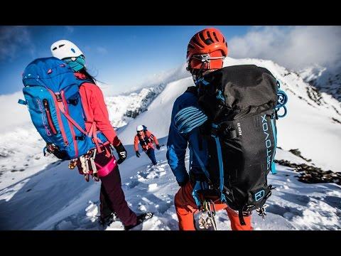 ORTOVOX Alpin Tour Backpack PEAK (ENG)