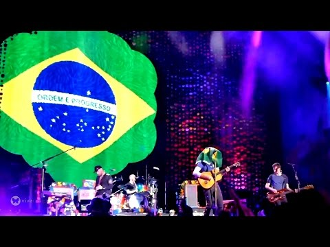 Brazil Full of Dreams: Every Teardrop Is A Waterfall - Coldplay (São Paulo, 2016)
