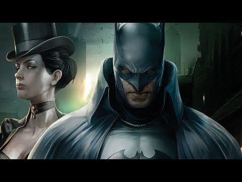 Батман: Викториански Готъм