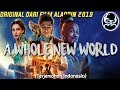 Mena Massoud, Naomi Scott - A Whole New World Lyrics Terjemahan Indonesia (From Aladdin 2019)