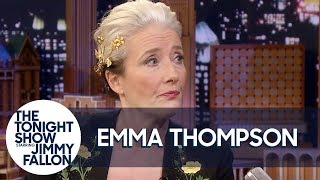 Emma Thompson on George Michael Blessing Last Christmas Before He Died