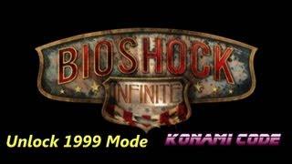 How to Unlock 1999 Mode in Bioshock Infinite in 30 seconds!