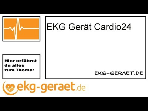 EKG Gerät Cardio24