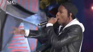 asap rocky performes fashion killa live at style icon award