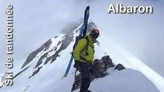 Ski de randonnée : refuge des Evettes - Traversée de l