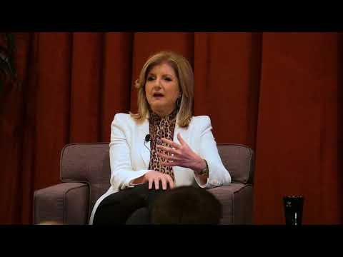 Sample video for Arianna Huffington