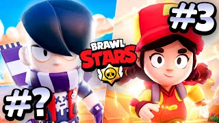 THE TOP 6 BRAWLERS in BRAWL STARS!
