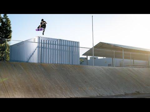 "Zane Timpson's ""Sufferlove"" Heroin Skateboards Part"