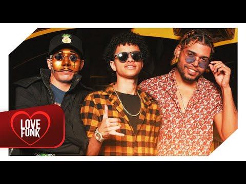 DJ Gabriel do Borel, MC Anônimo e Scarp - Sensualiza (Vídeo Clipe Oficial)