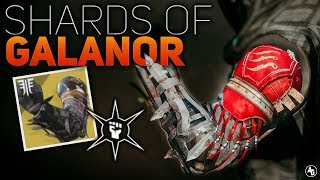 Shards of Galanor Exotic Review (Does Hands-On Stack?) | Destiny 2 Forsaken