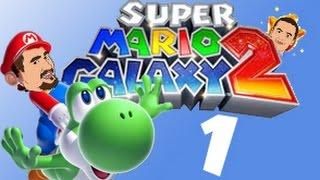 VootPlay - Super Mario Galaxy 2 Part 1 - Rookie Mistake