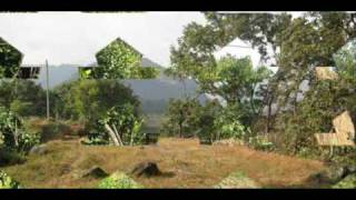 preview picture of video 'Nepal Kaski Pokhara Tushita Eco Farm Homestay  Nepal Hotels Travel Ecotourism Travel To Care'