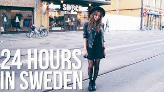 24 hours in SWEDEN - [ Weronika Załazińska ]