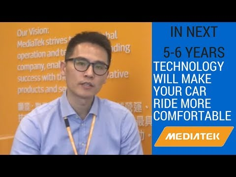 Mass adoption of automated Cars to be a reality by 2025 - MediaTek