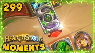 Luckiest Card Steal!! | Hearthstone Gadgetzan Daily Moments Ep. 299 (Funny and Lucky Moments)