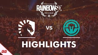 Liquid vs Immortals | R6 Pro League S9 Highlights