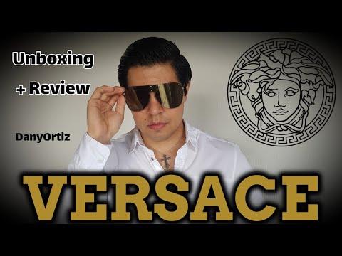 VERSACE || Frenergy || Lentes/Gafas de sol || Unboxing & Review || DanyOrtiz
