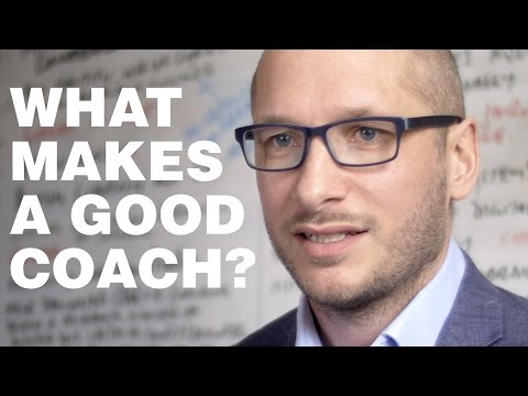 What Makes a Good Sport Coach?