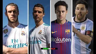 Download Video Cristiano Ronaldo - Messi - Neymar - Bale ● All Red Cards in Their Career ● 1080i HD #Cr7 #Neymar MP3 3GP MP4