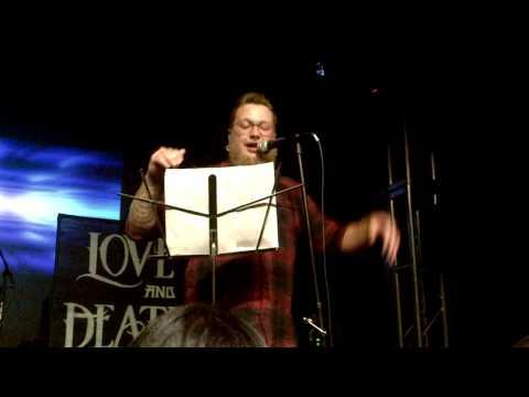 "Daniel BenAdonai New Poem! ""the Gospel"""