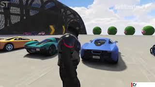 GTA 5 Thug Life   Фейлы, Трюки, Эпичные Моменты   Приколы в GTA 5