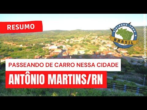 Viajando Todo o Brasil - Antônio Martins/RN