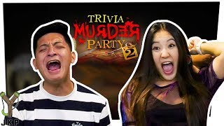 ANOTHER ONE!   Trivia M*rder Party 2