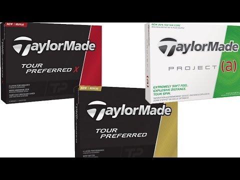 Golf Spotlight 2016 - Taylor Made TP and Project (a) Golf Balls