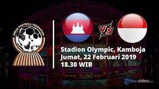 Video Live Streaming RCTI Piala AFF U-22, Kamboja Vs Indonesia Pukul 18.30 WIB