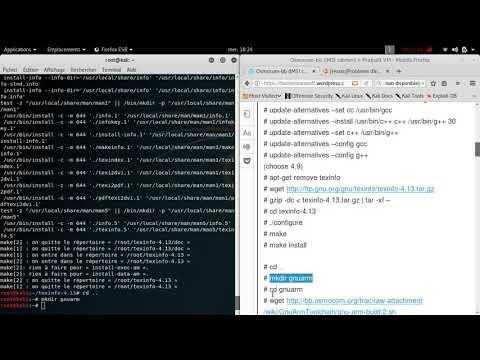 Osmocom-bb (IMSI catcher) + Prebuilt VM – Linux hacking
