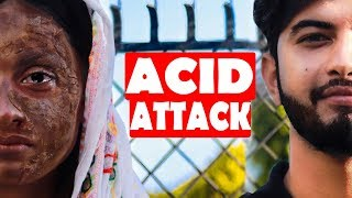ACID Attack|Buda Vs Budi| Nepali Heart Touching Short Film| SNS Entertainment