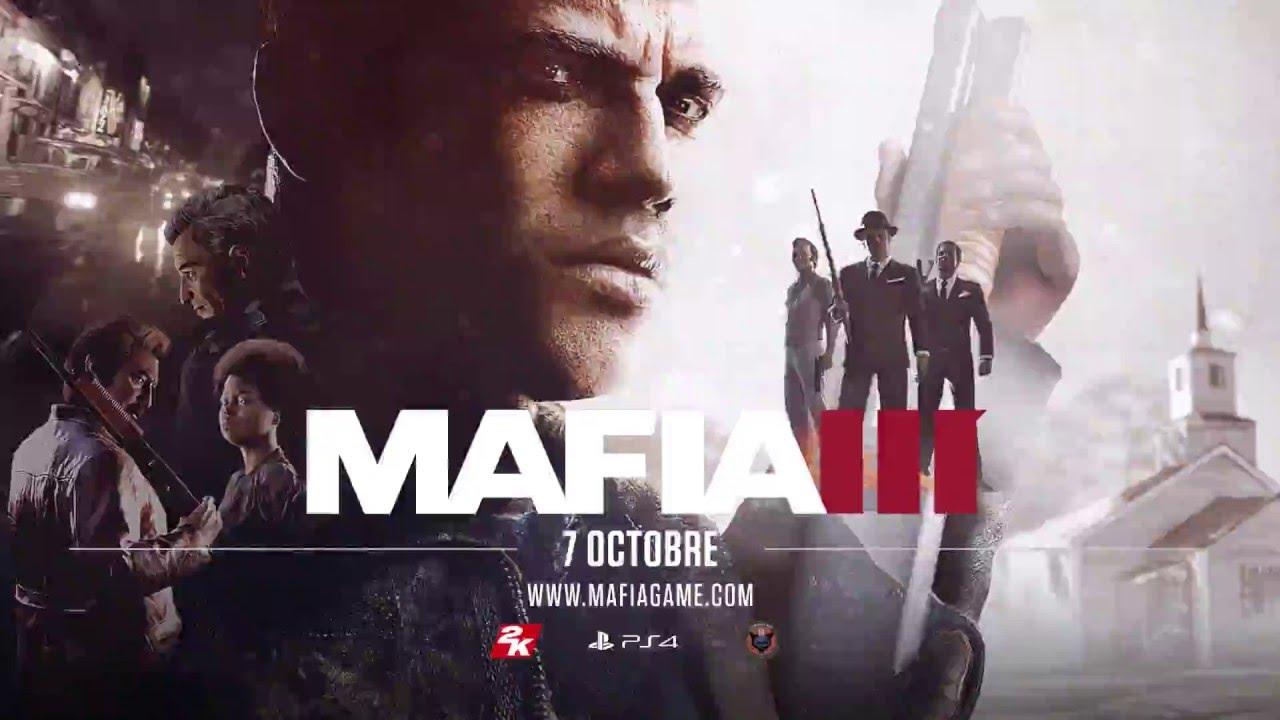 Première expérience de Mafia III, disponible sur PS4 en Octobre