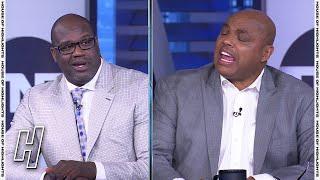 Inside the NBA on First Fan Vote Returns of 2021 NBA All-Star Game | February 4, 2020-21 NBA Season